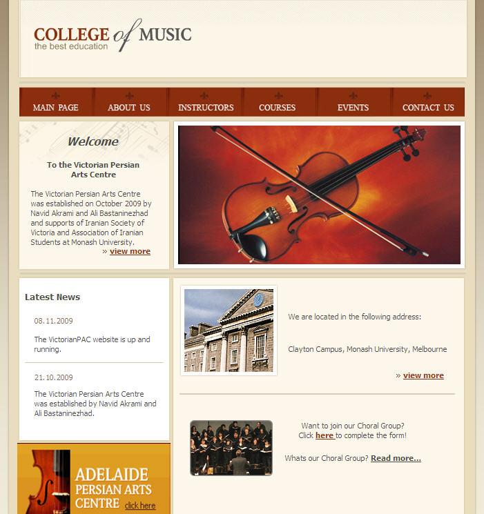 Musical Institution