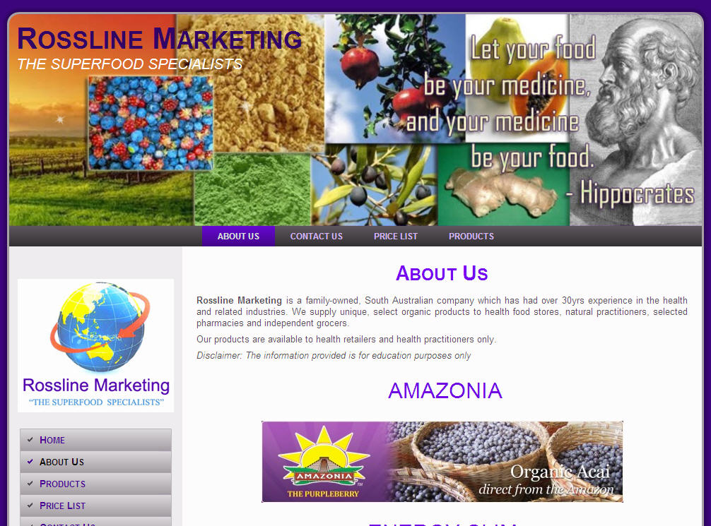 Rossline Marketing