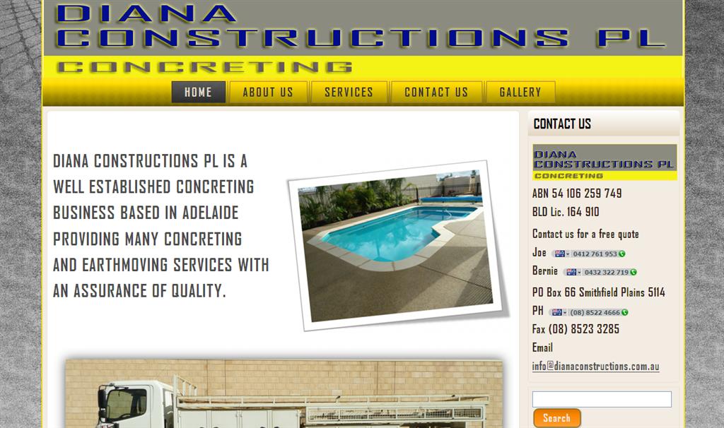 Diana Constructions PL