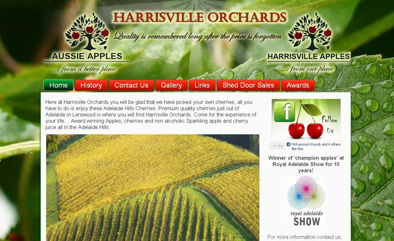 Harrisville Orchards
