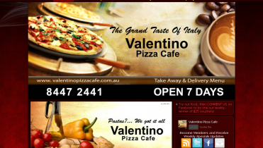 Valentino Pizza Cafe