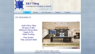 S & Y Tiling