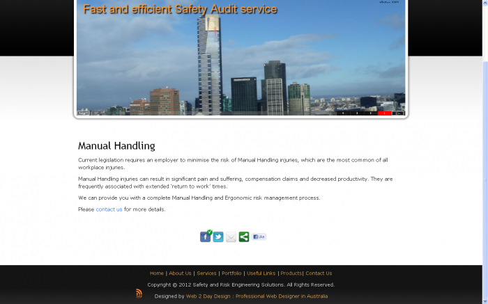 webdesign for safety and risk engineering (4)