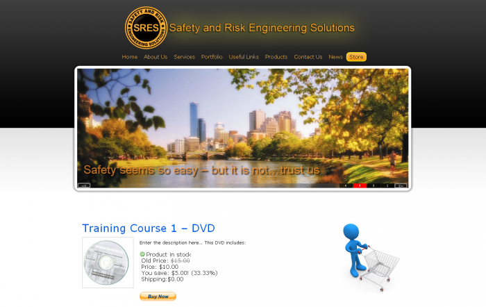 webdesign for safety and risk engineering (5)