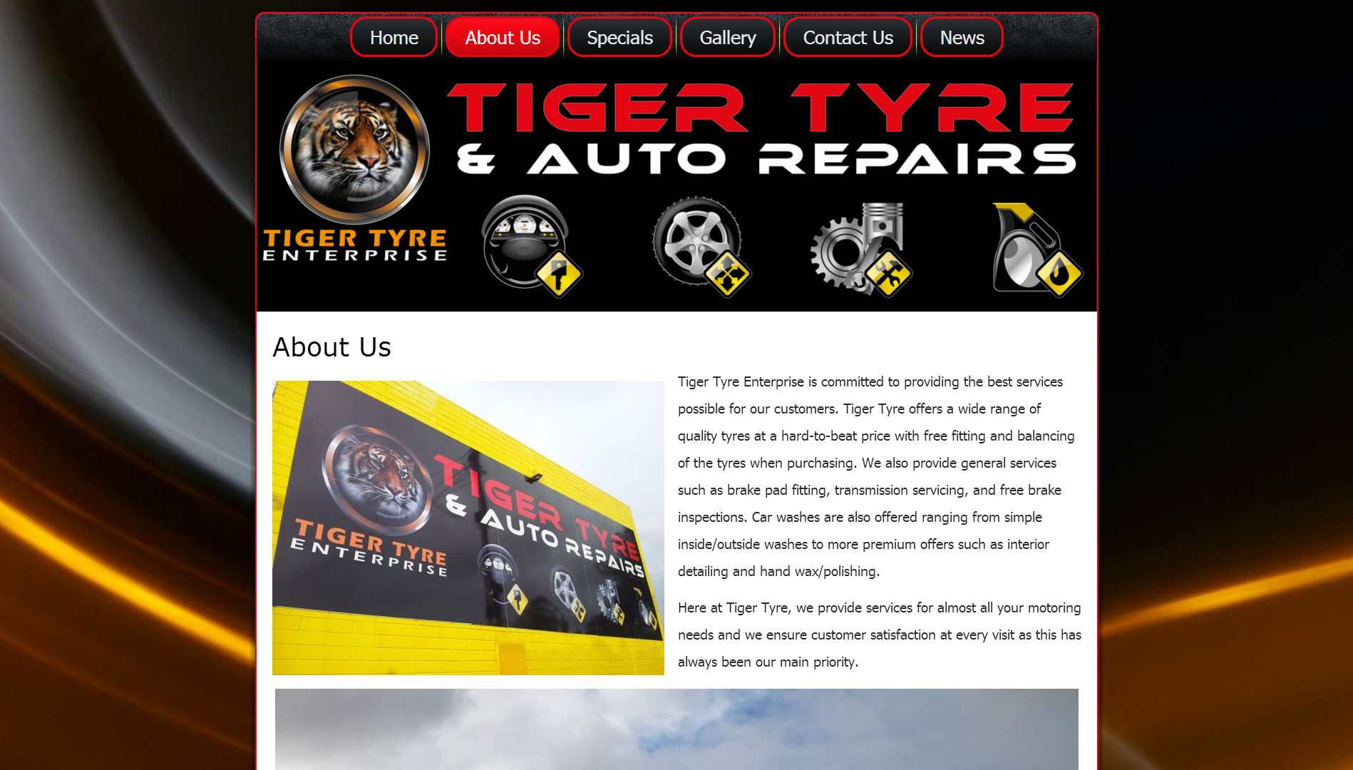 Tiger Tyre & Auto Repairs