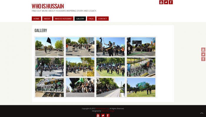 whoishussain webdesign 3