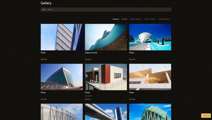 ggdeco website design 5