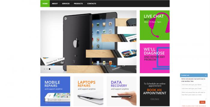 elecomp webdesign