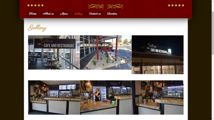 Saffron Cafe & Restaurant