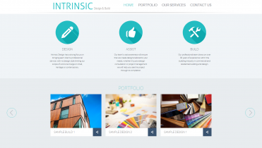 Intrinsic Design